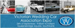 Wedding Car Association Logo